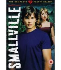 Smallville ปี 4 : ผจญภัยหนุ่มน้อยซุปเปอร์แมน ปี 4 (พากย์อังกฤษ,พากย์ไทย+บรรยายไทย) 12 แผ่น