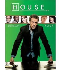 House M.D. Season 4 (พากย์อังกฤษ+บรรยายไทย) 9 แผ่น....ซีรีย์สนุกๆที่แม่ค้าแนะนำอีกเรื่องค่ะ