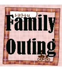 Family Outing Ep. 32-33 Danial Henry 2 แผ่น ซับไทย หล่อ น่ารักมากๆๆ