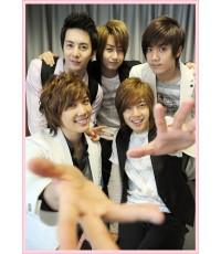 SS501 Arirang Showbiz Extra Monologue (ซับไทย) dvd 1 แผ่น