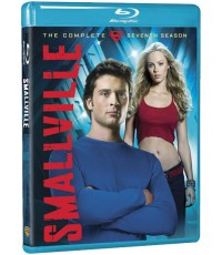 Smallville ปี 7 : ผจญภัยหนุ่มน้อยซุปเปอร์แมน ปี 7 (พากย์ไทย) 2 แผ่น