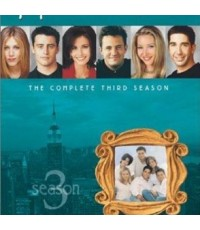 Friends Season 3 ( 4 DVD sub ENG)