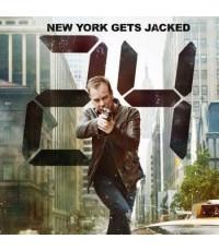 24 Season 8 (24 ชม. วันอันตราย ปี 8) [6 DVD ซับไทย]