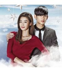 My Love From The Star ยัยตัวร้ายกับนายต่างดาว 6 DVDจบ [21 ตอนจบ] ภาพมาสเตอร์ เกาหลี โมเสียงไทย