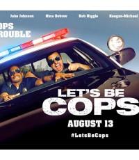 Let s Be Cops : คู่แสบแอ๊บตำรวจ Master ZONE 4 [พากย์ไทย บรรยายไทย]