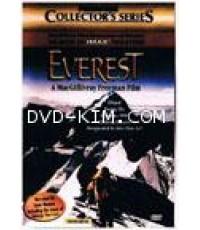 DVD สารคดีเกี่ยวกับยอดเขา EVEREST 1DVD