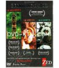 DVD สารคดี BECOMING A MAN 1DVD