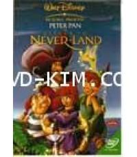DVD PETER PAN RETURN to NEVER-LAND 1DVD