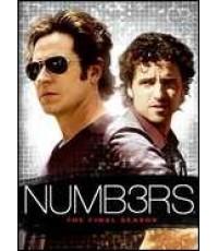 Numb3rs Season 6 ซับไทย Master