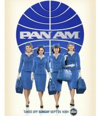 Pan Am Season 1 HDTV ซับไทย/Eng 7 แผ่นจบ Complete Series