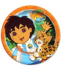 Go Diego Go 18 disc