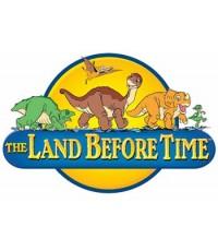 The Land Befor Time 14 Disc เลือกไทยได้บางแผ่น