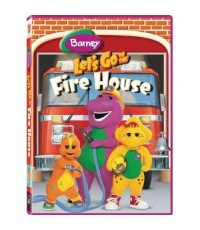Barney: Let\'s Go to the Fire House