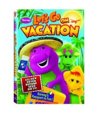 Barney : Let\'s Go on Vacation (2009)
