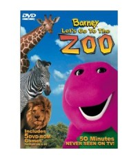 Barney - Let\'s Go to the Zoo (1992)