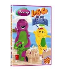 Barney: Let\'s Go to the Beach