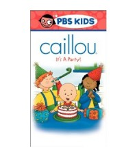 Caillou - It\'s a Party