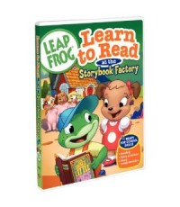 Leap Frog - Learn to Read at the Storybook Factory