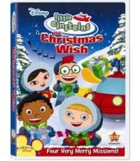 Little Einsteins: The Christmas Wish-ไอน์สไตน์จิ๋วแห่งดิสนีย์ ตอน พรสวรรค์วันคริสต์มาส