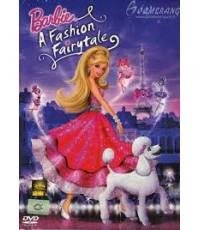 บาร์บี้ เทพธิดาแห่งแฟชั่น Barbie A Fashion Fairytale
