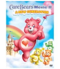 The Care Bears Movie II: A New Generation [Language: English nosub]