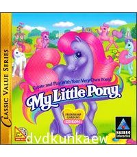 My Little Pony Game : Friendship Gardens CD-ROM 2 disc