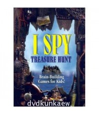 I Spy Treasure Mansion (Ages 6-10)