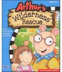 Arthur\'s Wilderness Rescue for ages 3-7
