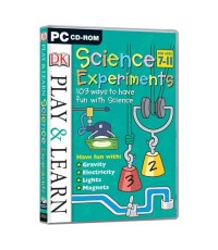 Play  Learn - Science Experiments From 7 to 11 years