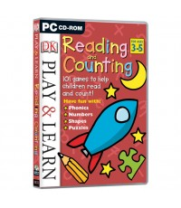Play and Learn Reading and Counting ages 2-6