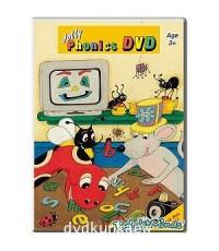 Jolly Phonics 1 set (1 DVD+ 5 CD)
