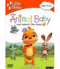 Little Steps : Wild Animal Baby 2 disc