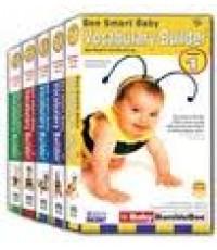 Bee Smart Baby Vocabulary Builder Volume 1-5