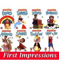 dvd First Impression เสียงไทย