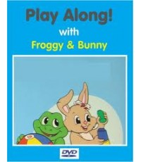 Play Along [songs] with Froggy and Bouncy Bunny 3disc