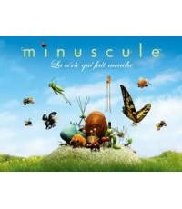 Minuscule (เจ้าเต่าทอง และผองเพื่อน) 8 disc