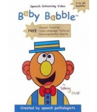 BABY BABBLE - Speech-Enhancing DVD for Babie