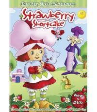 Strawberry shortcake : Her Very First Adventures  1dvd