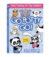 Go Potty Go!  For Boys and Girls สอนเข้าห้องน้ำ (พากย์อังกฤษ / ไม่มีซับ)