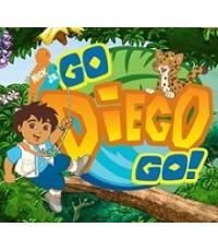 V2D Diego เจ้าหนูนักอนุรักษ์ 7 ตอน