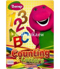 Barney : Counting  Letters Movement  BJ\'s Snack Attack ไทย/eng