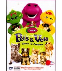 Barney :  Pets  Vets! Winter  Summer ไทย/eng