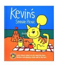 Kevin\'s seaside picnic ทั้งเซ็ท 8 แผ่น มี Sub eng