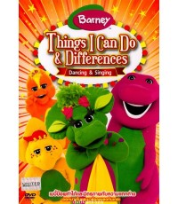 Barney\'s Thing I can Do  Differences lt;ไทย/enggt;