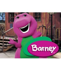 Barney Soundtrack 31 disc