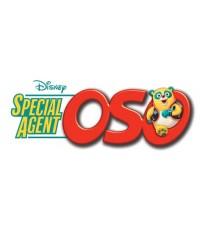 Special agent oso เสียงไทย 6 แผ่น V2D