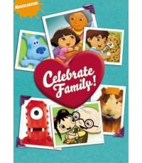 Nick Jr Celebrate Family
