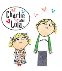 Charlie and lola set 6 disc.