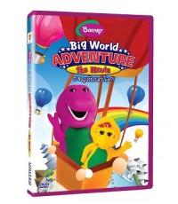 Barney Big World Adventure The Movie บาร์นี่ ผจญภัยรอบโลก
