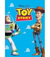 Set Toy Story รวม ทอย สตอรี่่ ทุกภาค 5 แผ่น